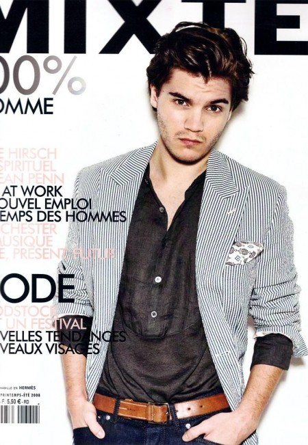 Emile In Magazine Emile Hirsch Lords Of Dogtown