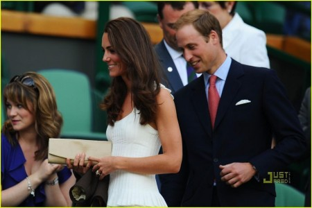 Prince William Kate Wimbledon Watchers Prince William And Kate Middleton Tennis