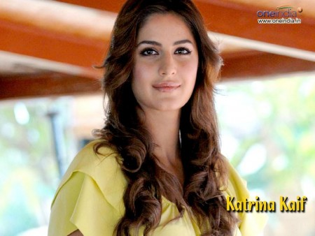 Katrina Kaif In Race