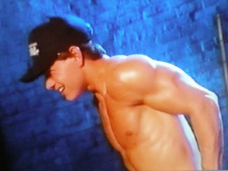 Marky Mark Wahlberg Workout Extras Dvd Marky Mark