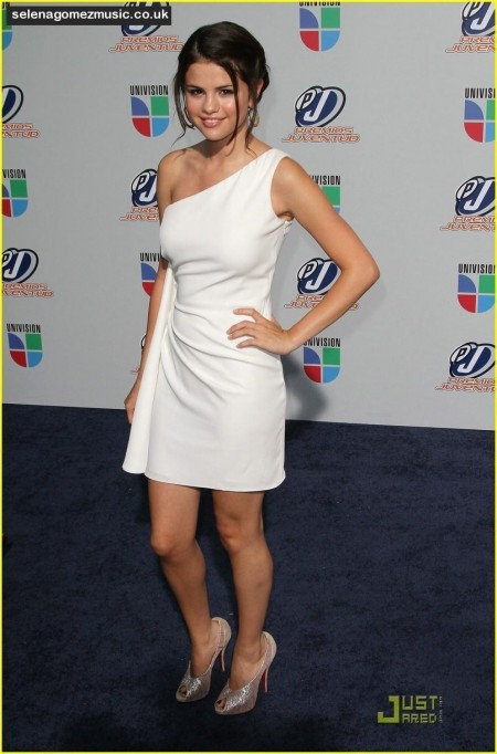 The Univision Premios  Awards Selena Gomez