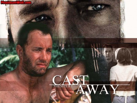 Wallpapers Cinema Cast Away Cast Away Castaway