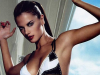 Alessandra Ambrosio spends weekend surfing