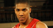 Anthony Joshua makes London 2012 Olympic team