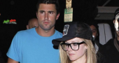 Avril Lavigne and Brody Jenner attend Kim Kardashian wedding