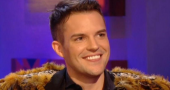 Brandon Flowers loves Elton John