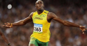 Carl Lewis gives Usain Bolt London 2012 Olympic advice