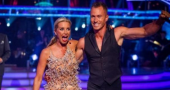 Denise Van Outen reveals her Strictly Come Dancing diet plan
