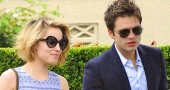 Dianna Agron and Sebastian Stan split?