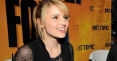 Dianna Agron gives fashion tips