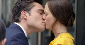 Ed Westwick loves kissing Leighton Meester