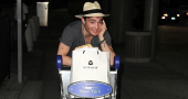 Ed Westwick talks about his future
