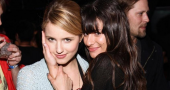 Glee stars Lea Michele and Dianna Agron talk tattoos