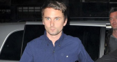 Kate Hudson eats out, Matt Bellamy explains name