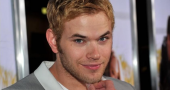 Kellan Lutz compares being in Twilight to being in The Beatles