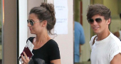 Liam Payne and Louis Tomlinson spend quality time with girlfriends at V Festival