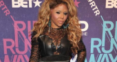 Lil' Kim over does plastic surgery