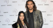 Lisa Bonet and Jason Momoa enjoy day at the beach