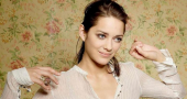 Marion Cotillard talks Contagion