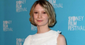 Mia Wasikowska talks The Wettest County in the World