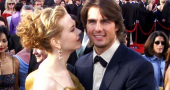 Nicole Kidman lent on Tom Cruise during public appearances