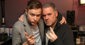 Olly Murs and Chris Moyles at war