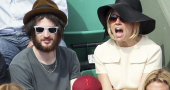 Pregnant Sienna Miller calms wild ways for baby