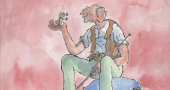 Roald Dahl's The BFG live action movie to be made