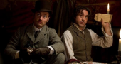 Robert Downey Jr. and Jude Law reveal Sherlock Holmes 2 fun
