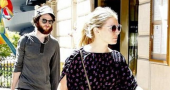 Sienna Miller and Tom Sturridge on the booze