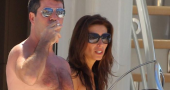 Simon Cowell separated from fiancee Mezhgan Hussainy