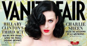 Stunning Katy Perry on Vanity Fair cover