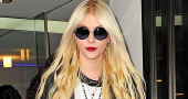Taylor Momsen is highly strung
