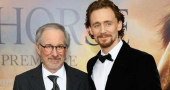 Tom Hiddleston praises War Horse director Steven Spielberg
