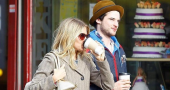 Tom Sturridge and Sienna Miller engaged and expecting a baby