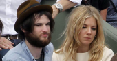 Tom Sturridge jokes about his friends