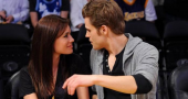 Torrey DeVitto reveals husband Paul Wesley's The Vampire Diaries advice