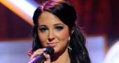 Tulisa Contostavlos reveals N-Dubz reunion live on X Factor