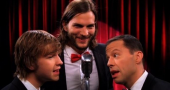 Two and a Half Men gains on The Big Bang Theory and How I Met Your Mother