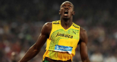 Usain Bolt loves being back in Jamaica