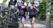Vanessa Hudgens and Ashley Benson discuss Spring Breakers