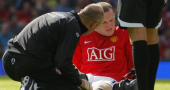 Wayne Rooney Hamstring injury not serious