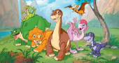 Zac Efron, Dakota Fanning, Robert De Niro for The Land Before Time CGI movie