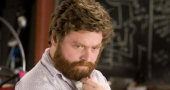 Zach Galifianakis is Adele's celebrity crush