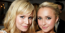 Hayden Panettiere reveals Fireflies In The Garden reunion