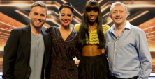 Jonjo Kerr, James Micheal, 2 Shoes and Amelia Lily are first out of X Factor