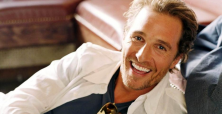 Matthew McConaughey gives relationship advice
