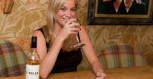 Tamzin Outhwaite compares Raving role to real life