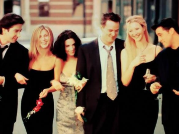 Friends movie set to be made