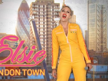 Rising Star Elsie's New Single 'London Town' Soon To Be Released